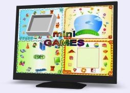 Навчальні міні-ігри для найменших